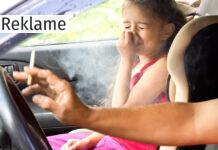 Passiv rygning