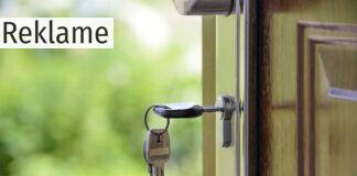 Nøgler i døren